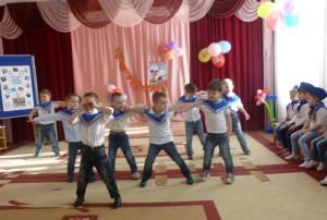 4 Танец настоящих моряков Яблочко